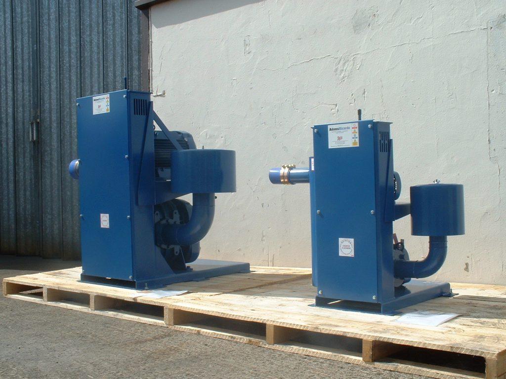 Retro Fits - Repurposed blowers