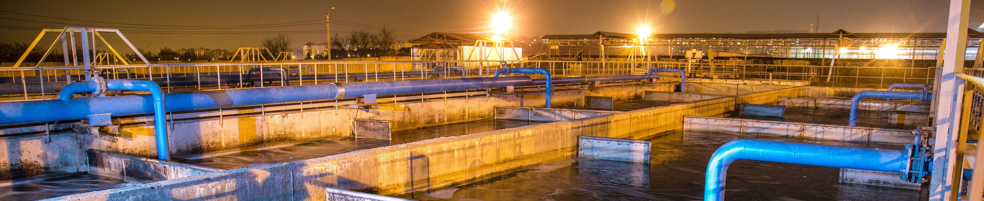 Waste Water At Night banner