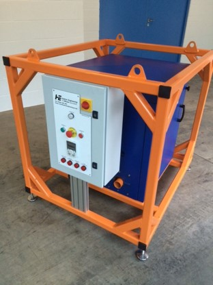 Hire Set shell with controls